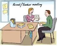 3rd Year Parent Teacher meeting