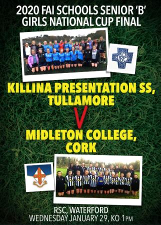 All Ireland Fever in Killina!!