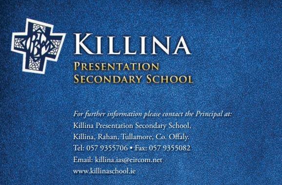 Killina Prospectus 2018