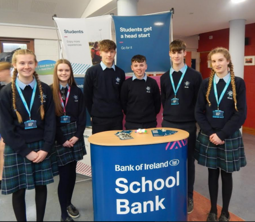 Bank of Ireland School Bank Initiative