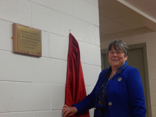 Official opening and event to mark the closing of Killina Convent