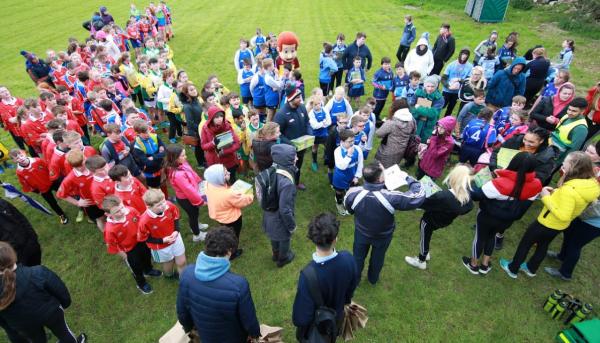 TY Future Leaders host terrific Primary School Blitz