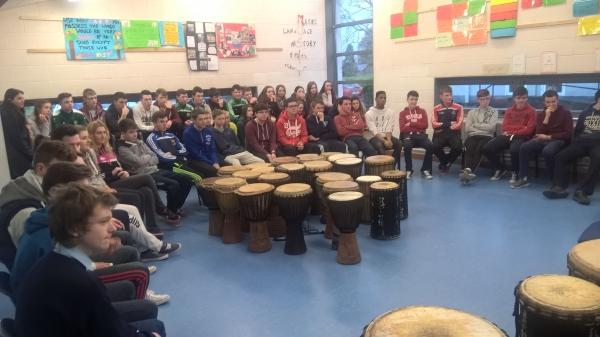 African drumming workshop